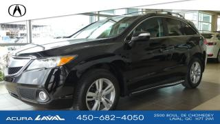 Used 2014 Acura RDX TECH AWD for sale in Laval, QC