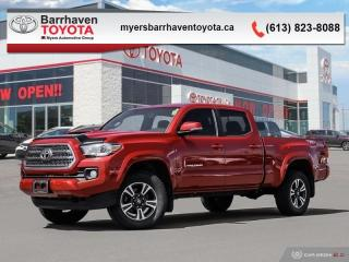 Used 2017 Toyota Tacoma SR5  - Heated Seats -  Bluetooth - $240 B/W for sale in Ottawa, ON
