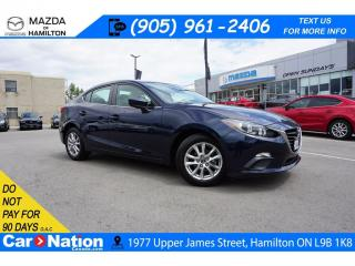 Used 2015 Mazda MAZDA3 GS | REAR CAM | HEATED SEATS | 6 SPEED for sale in Hamilton, ON