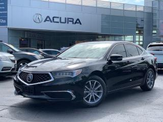 Used 2018 Acura TLX Tech TECH | 1OWNER | BOUGHTHERE | $1000OFF for sale in Burlington, ON