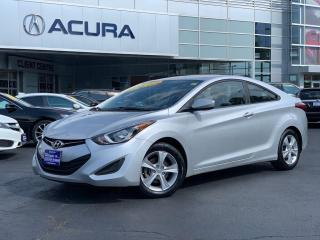 Used 2014 Hyundai Elantra GL | NOACCIDENTS | SAVE$$$ | NEWBRAKES for sale in Burlington, ON