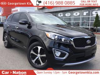 Used 2017 Kia Sorento EX+ | 7 SEATER | PANORAMIC SUNROOF | for sale in Georgetown, ON
