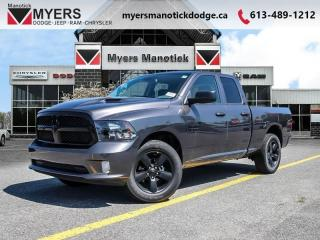 New 2019 RAM 1500 Classic Night Edition  -  Android Auto - $216 B/W for sale in Ottawa, ON