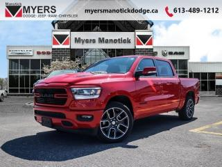 New 2019 RAM 1500 Sport  -  Android Auto -  Apple CarPlay - $322 B/W for sale in Ottawa, ON
