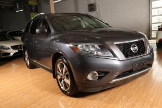 Used 2014 Nissan Pathfinder 4WD 4DR PLATINUM for sale in Toronto, ON