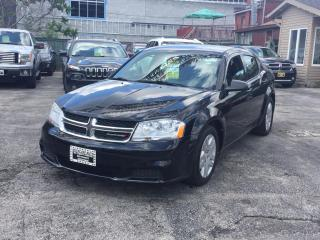 Used 2013 Dodge Avenger for sale in Scarborough, ON