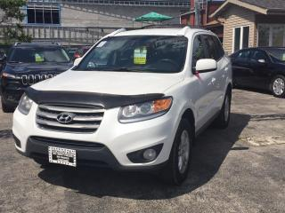 Used 2012 Hyundai Santa Fe AWD 4DR V6 AUTO GL for sale in Scarborough, ON