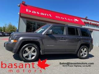 Used 2016 Jeep Patriot High Altitude, Sunroof, Leather!! for sale in Surrey, BC