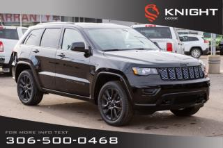 Used 2019 Jeep Grand Cherokee Altitude V6 | Sunroof | Navigation for sale in Swift Current, SK
