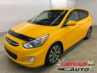 Used 2015 Hyundai Accent SE MAGS A/C TOIT SIÈGES CHAUFFANTS for sale in Trois-Rivières, QC