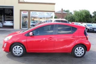 Used 2016 Toyota Prius c for sale in Brampton, ON
