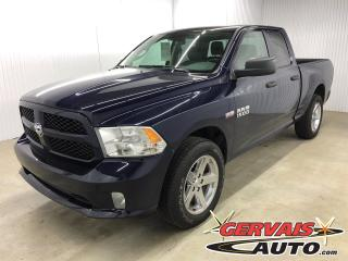 Used 2017 RAM 1500 Express 4x4 V8 HEMI Quad MAGS 20 Pouces for sale in Trois-Rivières, QC