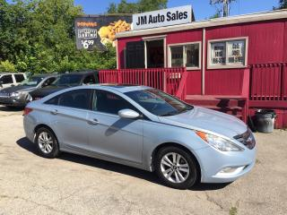 Used 2011 Hyundai Sonata GLS for sale in Toronto, ON