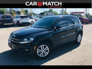 Used 2013 Volkswagen Tiguan Trendline / AWD / NO ACCIDENTS for sale in Cambridge, ON