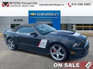 Used 2014 Ford Mustang GT  ROUSH STAGE 3 675HP !!!!  - Leather Seats -  Bluetooth for sale in Kemptville, ON
