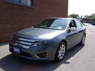 Used 2011 Ford Fusion SEL 1 OWNER SERVICE RECORDS for sale in Oakville, ON