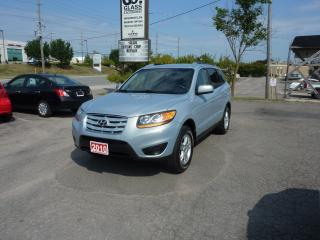Used 2010 Hyundai Santa Fe GL,LOW MILEAGE for sale in Kitchener, ON