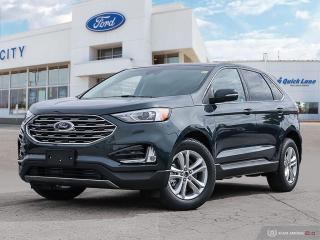 Used 2019 Ford Edge SEL for sale in Winnipeg, MB