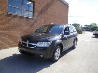 Used 2010 Dodge Journey 7 passenger no accidents service records for sale in Oakville, ON