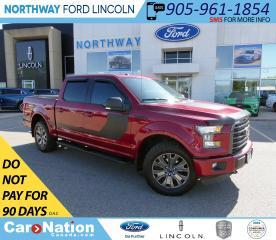 Used 2016 Ford F-150 XLT | V8 | NAV | PANOROOF | FX4 | SPORT | SE | for sale in Brantford, ON