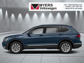 Used 2019 Volkswagen Tiguan COMFORTLINE 4Motion for sale in Kanata, ON
