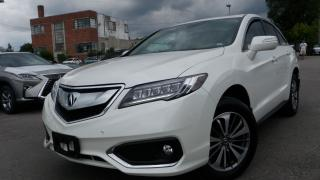 Used 2016 Acura RDX ELITE TOP PACKAGE  NAV for sale in Toronto, ON