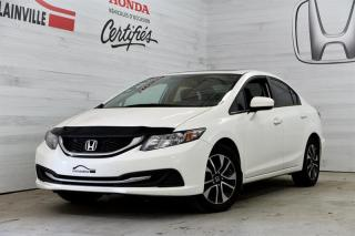 Used 2015 Honda Civic EX for sale in Blainville, QC