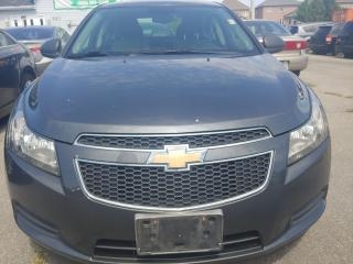 Used 2013 Chevrolet Cruze LS for sale in Oshawa, ON