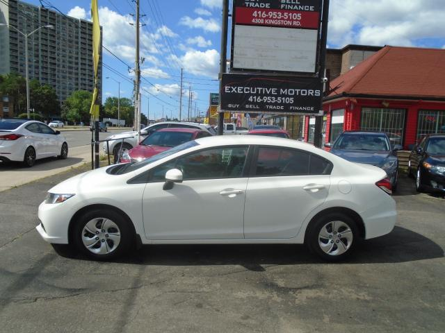 2015 Honda Civic LX/ NEW BRAKES / REV CAM / KEYLESS ENTRY / CLEAN