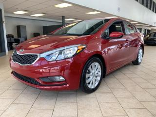 Used 2016 Kia Forte LX+ A/C MAGS for sale in Pointe-Aux-Trembles, QC