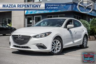 Used 2015 Mazda MAZDA3 2015 Mazda Mazda3 - 4dr HB Sport Man GS for sale in Repentigny, QC