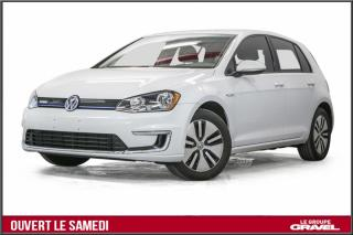 Used 2016 Volkswagen Golf e-Golf Volkswagen Golf E-GOLF CHARGE RAPIDE for sale in Montréal, QC