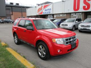 Used 2009 Ford Escape XLT ~ 4WD ~ LEATHER ~ SUNROOF for sale in Toronto, ON