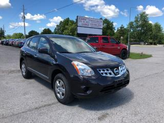 Used 2012 Nissan Rogue S for sale in Komoka, ON