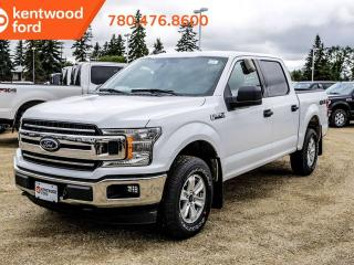 New 2019 Ford F-150 XLT 300A 4X4 SuperCrew 3.3L PFDI, Auto Start/Stop, Pre-Collision Assist, Rear View Camera, Remote Keyless Entry for sale in Edmonton, AB