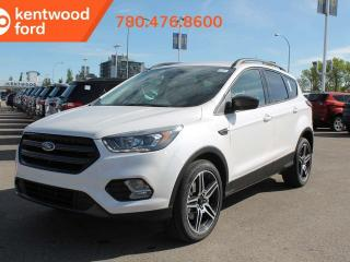 New 2019 Ford Escape SEL 300A 4WD 1.5L Ecoboost, Heated Seats, Auto Start/Stop, Power Liftgate, Remote Keyless Entry/Keypad, Remote Vehicle Start, Reverse Camera and Sensing System for sale in Edmonton, AB