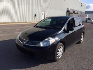 Used 2008 Nissan Versa Hayon 5 portes I4, boîte automatique, 1, for sale in Quebec, QC