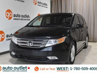 Used 2011 Honda Odyssey Touring, 3.5L V6, Fwd, Navigation, Heated leather seats, Backup camera, Sunroof, Bluetooth for sale in Edmonton, AB