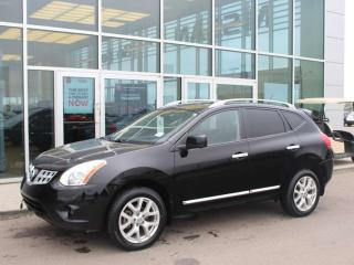 Used 2013 Nissan Rogue SL / AWD / SUNROOF / PUSH START / BACKUP CAM / HEATED SEATS for sale in Edmonton, AB