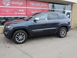 Used 2014 Jeep Grand Cherokee LIMI for sale in Edmonton, AB