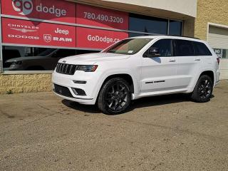 Used 2019 Jeep Grand Cherokee Limited X for sale in Edmonton, AB