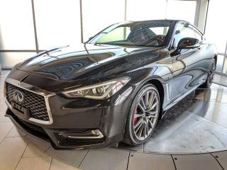Used 2017 Infiniti Q60 RED SPORT 400 for sale in Edmonton, AB