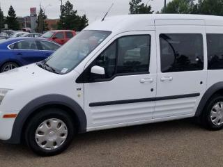 Used 2013 Ford Transit Connect Wagon XLT; 5PASS, BLUETOOTH, CRUISE CONTROL, AIR CONDITIONING AND MORE for sale in Edmonton, AB