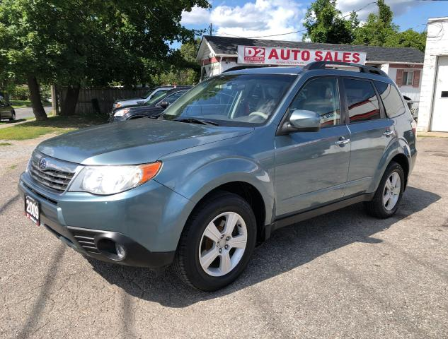 2009 Subaru Forester AWD/Clean CarFax/Comes Certified/PanoRoof