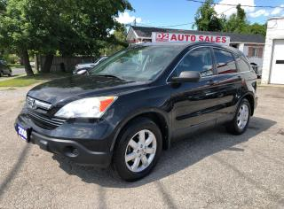 Used 2008 Honda CR-V EX/AWD/Automatic/Comes Certified/4 Cylinder for sale in Scarborough, ON