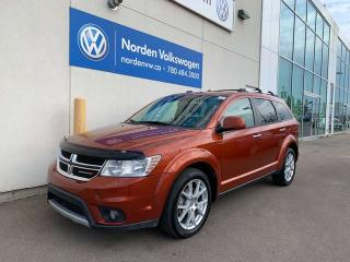 Used 2014 Dodge Journey RT - AWD / LEATHER / HEATED SEATS for sale in Edmonton, AB