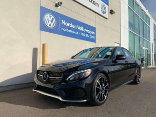 Used 2017 Mercedes-Benz C-Class AMG C 43 for sale in Edmonton, AB