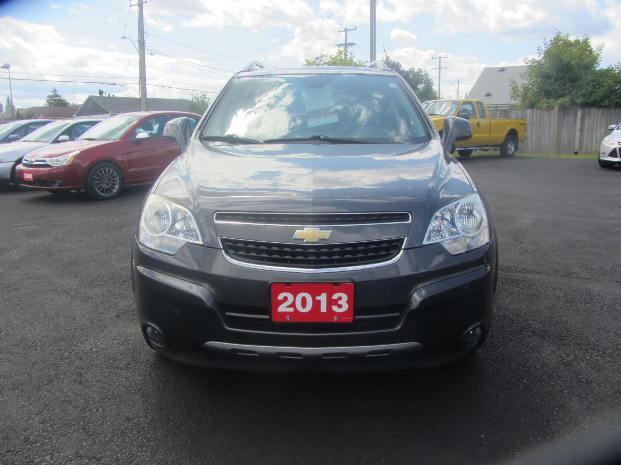 2013 Chevrolet CAPTIVA | Parkdale East Auto & Truck Centre