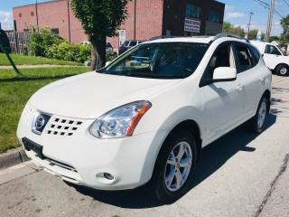 Used 2008 Nissan Rogue SL for sale in Rexdale, ON