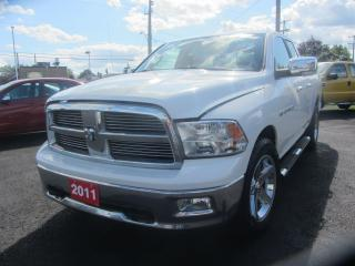 Used 2011 Dodge Ram 1500 BIG HORN for sale in Hamilton, ON